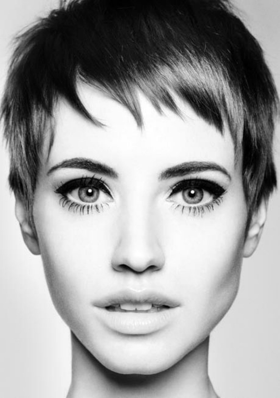The Pixie Cut It's Hot & Boys Should Like It